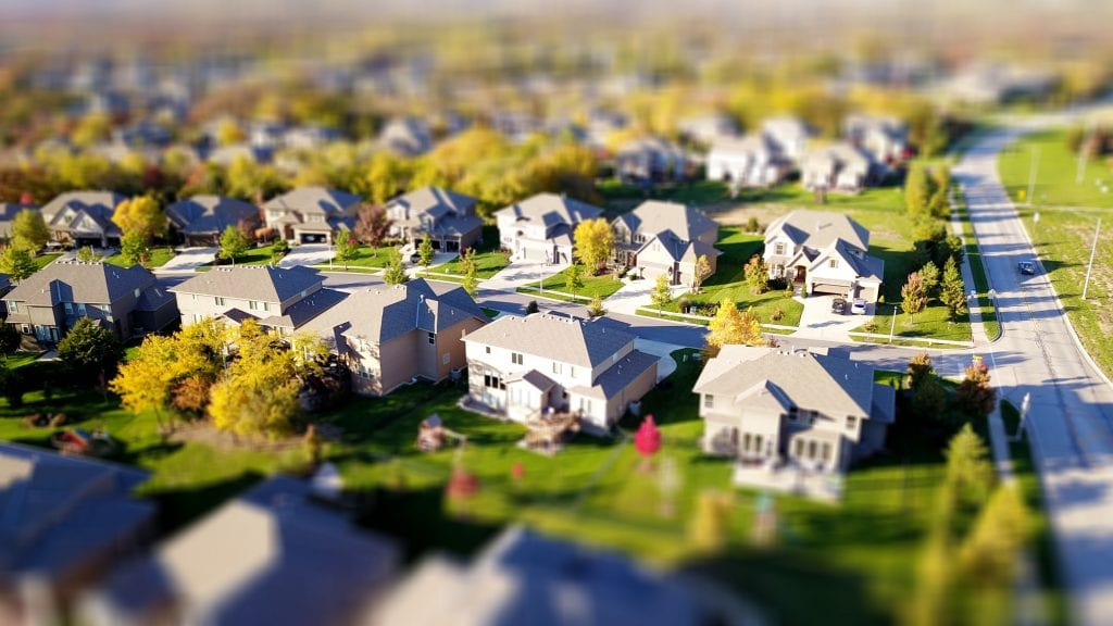 Middle class residential neighborhood. The real estate industry will change. Sell your home yourself.